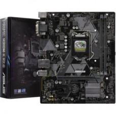 Материнская плата S-1151 H310 Asus PRIME H310M-K R2.0 <2xDDR4, 4xSATA3, VGA, DVI, GbLAN, mATX>