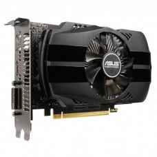 Видеокарта ASUS GeForce GTX1650 4Gb GDDR5 128bit 1xDVI 1xHDMI 1xDP HDCP PH-GTX1650-O4G