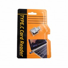 Картридер USB TypeC - microSD