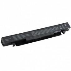 Аккумулятор для ноутбука Asus X550/ 14.4 В/ 2200 мАч, черный