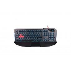 Клавиатура игровая A4tech Bloody B130 USB, LED-подсветка клавиш, 1.8 m