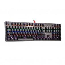 Клавиатура игровая Bloody B810R-NetBee <RGB-LED, USB, мех клавиатура переключателями